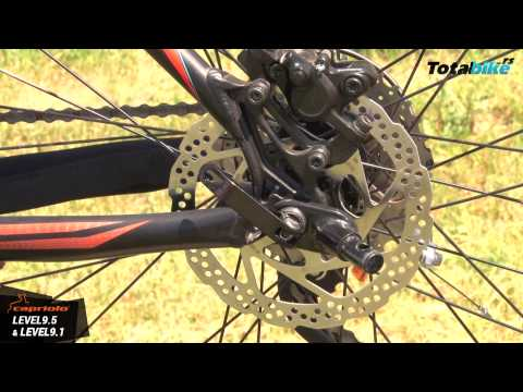 Totalbike.rs Test - Capriolo  Level 9.5 i Level 9.1 2015.