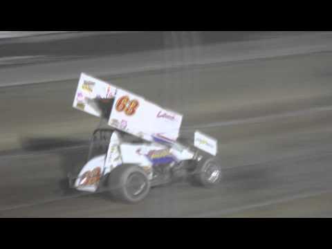 410 Sprint Feature 4/19/14 Fremont Speedway Pt. 2