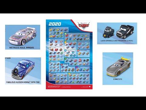 Disney Cars 3 Sudeep 83 Rust Eze Racing Center Trainee Youtube