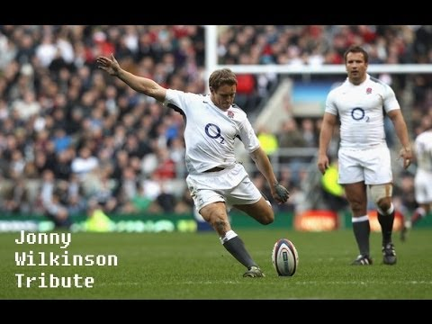 Jonny Wilkinson Career Highlights