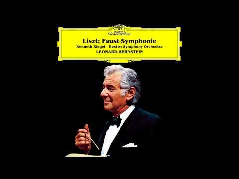 Leonard Bernstein - Liszt: Faust-Symphonie (1977) FULL ALBUM