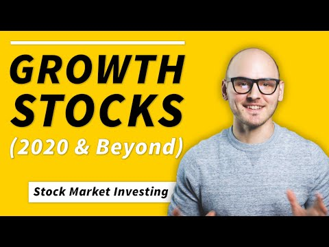 9 Growth Stocks for 2020 (And Beyond)