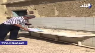 بالفيديو والصور.. الإهمال في مدرسة جمال عبد الناصر.. مقاعد مكسورة ودورات مياه غير آدمية