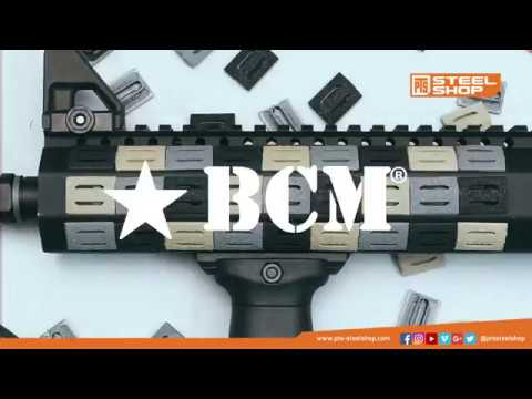 Monstrum Tactical Vertical Foregrip for Keymod Quad Rail Handguard Grip BLK