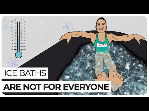 Ice Baths for Athletes | The Benefits and Side Effects