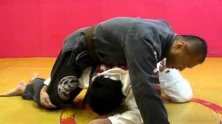Armlock with Your Legs to Turtle (2012-02-08)