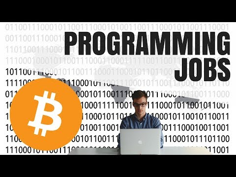 How to get Bitcoin Programming jobs