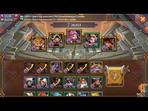 Lord Mobile Elite Stage 8-9 Walkthrough