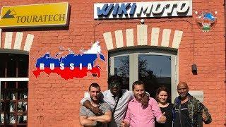 WORLD RIDE 2017 || EP. 50 || BIKE SERVICING,RUSSIA