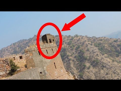 Real Ghost Caught On Camera At Raghunathgarh Fort Rajasthan - Real Ghost Videos In India