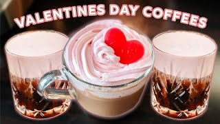 Coffee Recipes for VALENTINES DAY  Cupid&#39s Cold Brew &amp a Coffee with Love