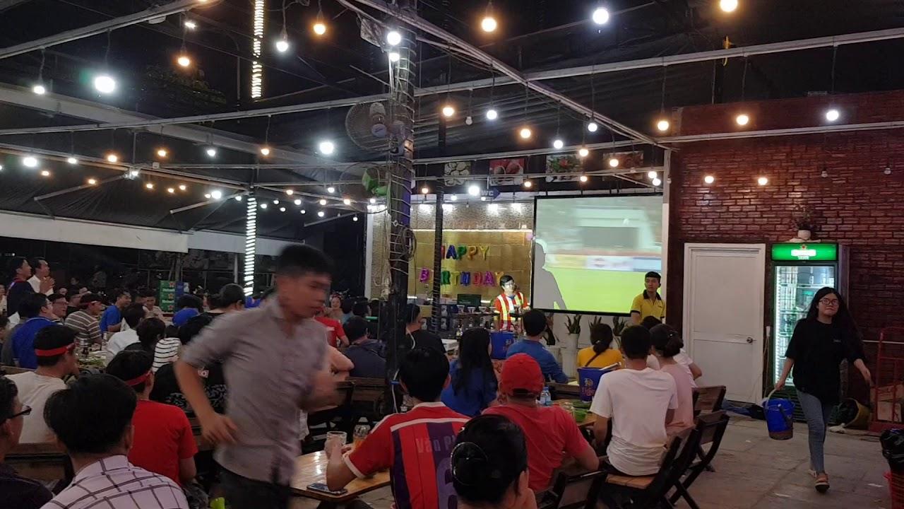 Bàn thắng tuyệt vời của Tiến Linh Việt Nam 1-0 UAE