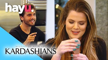 Khloé's Camel Toe Crisis | Keeping Up With The Kardashians