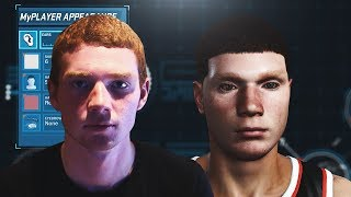 NBA 2K18 PERFECT FACE SCAN TUTORIAL!!