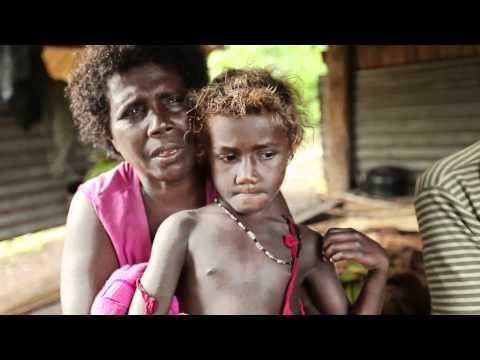 SOS in Paradise. Solomon Islands—thinkEQUAL