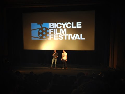 Bicycle Film Festival Dresden 09.-10.01.2015