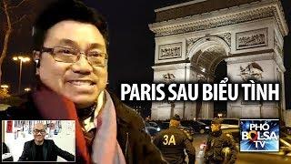 Đại lộ Champs-Élysées, Paris giờ ra sao sau các vụ biểu tình đập phá?