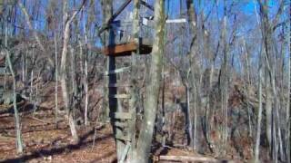 Tree Stands Of New Jersey Hunters / Animal Killers