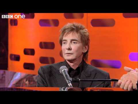 Barry Manilow Plays Mandy  The Graham Norton Show, Series 8 Episode 7  BBC One