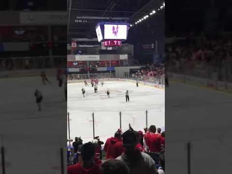 Rockford Icehogs/BMO Harris Bank Center Goal Horn (2018 Calder Cup Playoffs)