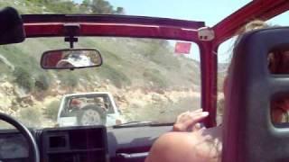 01 Afscheidsfilmpje Jeepsafari Mallorca '09