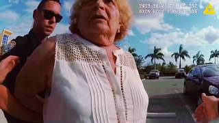 You Will Not Believe This. Police Mistaken DUI on 80 year old Grandmother