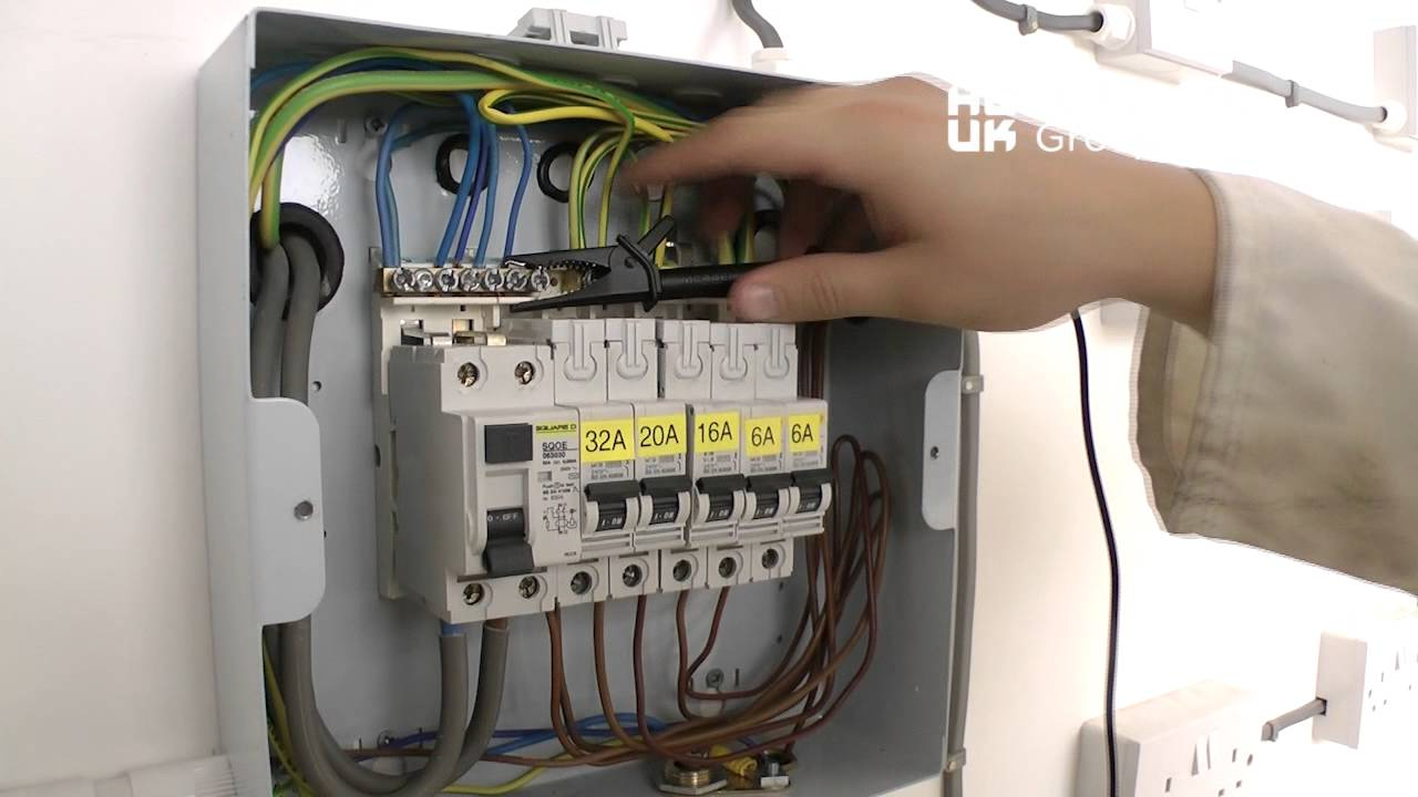 9 Insulation Resistance Global Test Hull College Electrical Testing Old House Wiring Youtube
