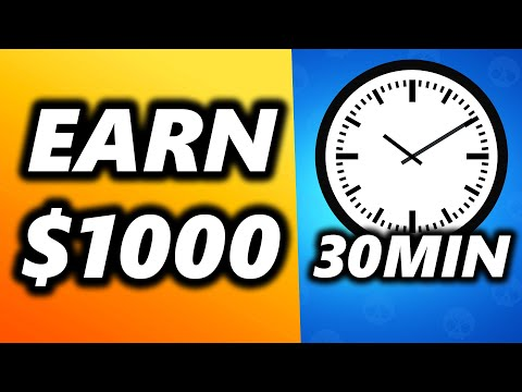 Earn $1000+ IN 30 MINS! (FOR REAL) | Make Money Online