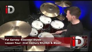 Styles Lesson: Rhythm & Blues groove ideas, breakdowns & info