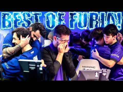 CS:GO - BEST OF FURIA! (O FUTURO DO CS BRASILEIRO ?!) (Kscerato, AbleJ, ArT, Vini, Yurih)