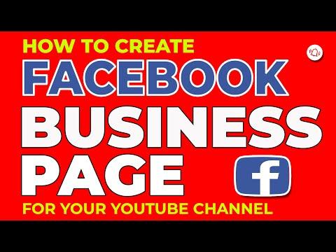Create facebook business page | facebook business page | how to create a facebook business page