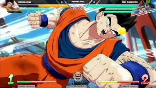 NLBC Super 2 - Dragon Ball FighterZ - Winners Final - Dekillsage vs FOX SonicFox [1080p/60fps]