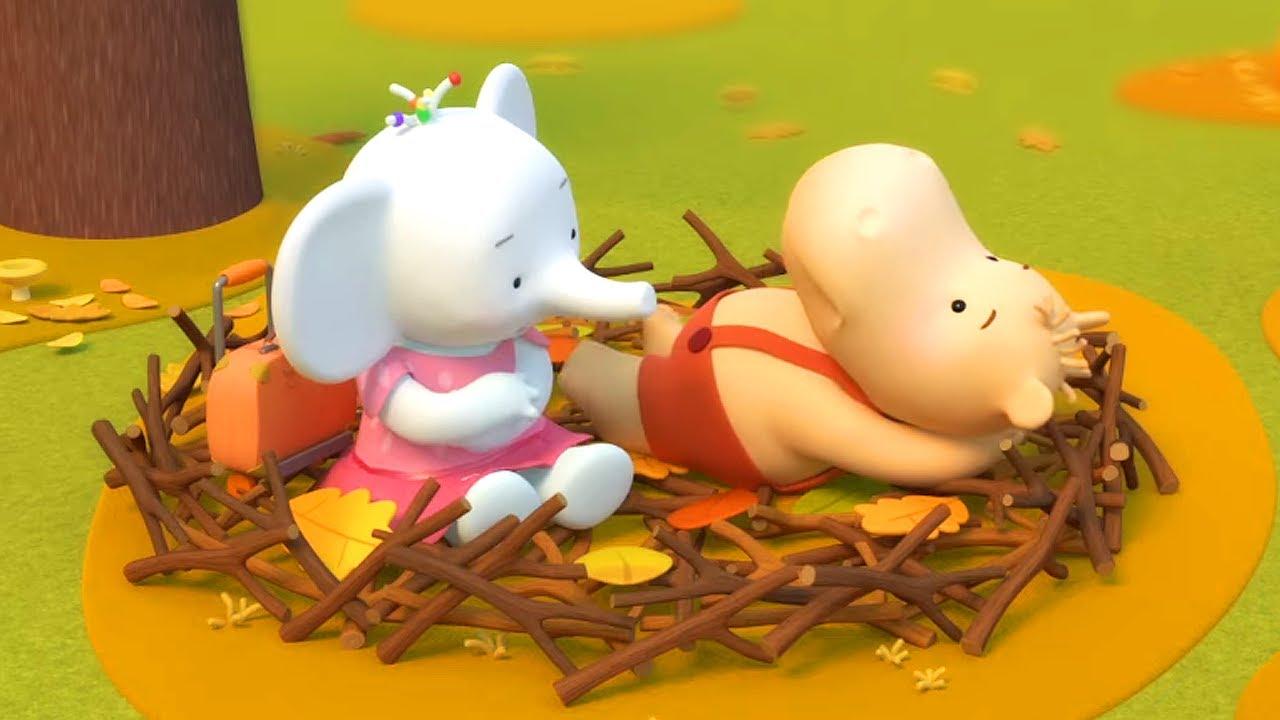 🪁 Тима и Тома – Серия 5 – Птичка 🐦 | Новый приключенческий мультик для детей