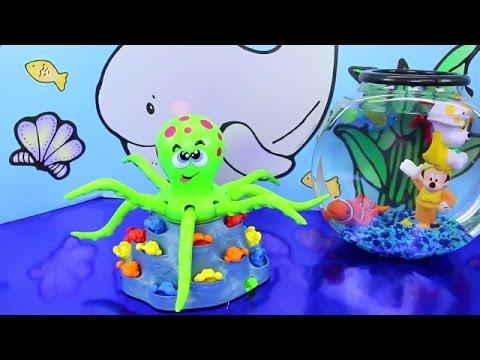 Octopus games