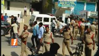 144 Section Imposed | Religious Confrontation In Utnoor | Adilabad District | iNews