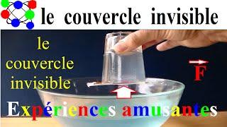 Expérience scientifique physique amusante sur la pression # 14