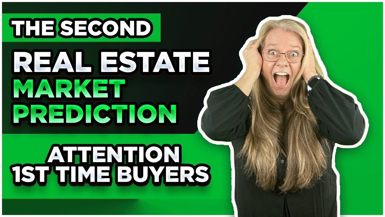 Attention First Time Buyers!  Real Estate Prediction 2 is for You!