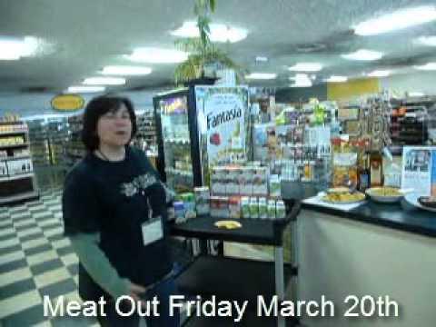 Healthy Alternative Market- Meatout Mar. 20, 2015