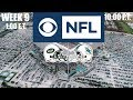 2019 NFL Season - Week 9 - (Prediction) - Jets at Dolphins