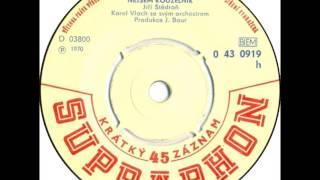 Jiří Štědroň - Nejsem kouzelník [1970 Vinyl Records 45rpm]