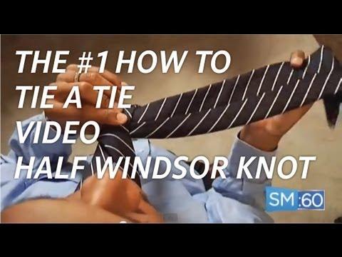 Tie a tie overhead camera angle half windsor knot ep 021 youtube tie a tie overhead camera angle half windsor knot ep 021 ccuart Gallery