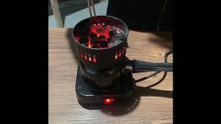 전기 숯불피우기 미니화로 차콜스타터 숯불착화기