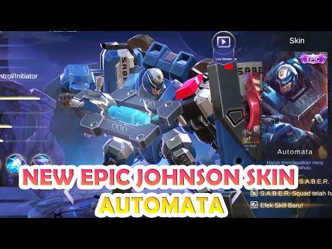 NEW EPIC JOHNSON SKIN (AUTOMATA)