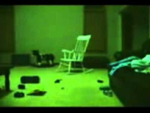 Ghost Moving Chair.3gp