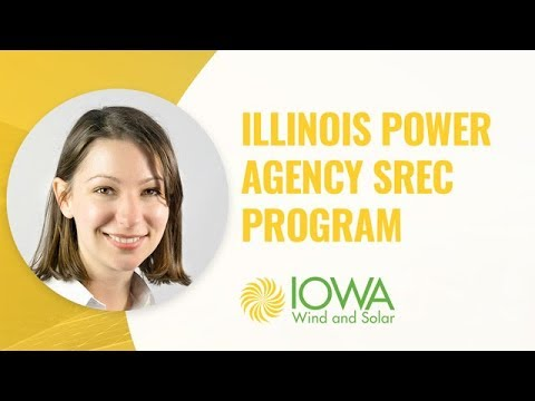 Illinois Power Agency Solar Renewable Energy Credit Program