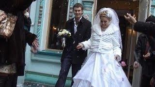 Свадьба.Все гости нарядно одеты!