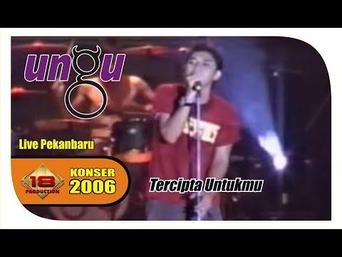 """DI JAMIN PARA CLIQUERS KLEPEK KLEPEK .. """" UNGU """" ~ TERCIPTA UNTUKMU (LIVE PEKANBARU 2006)"""