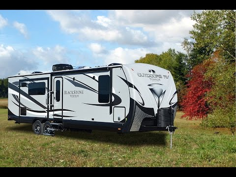 NEW 2017 Travel Trailer Titanium Series
