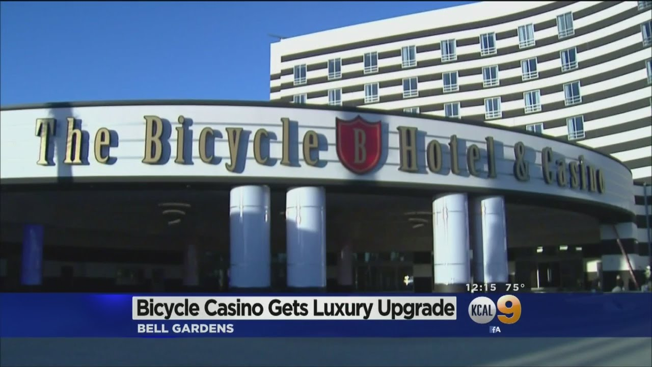 Newly Revamped Bicycle Casino Ready For Its Closeup YouTube