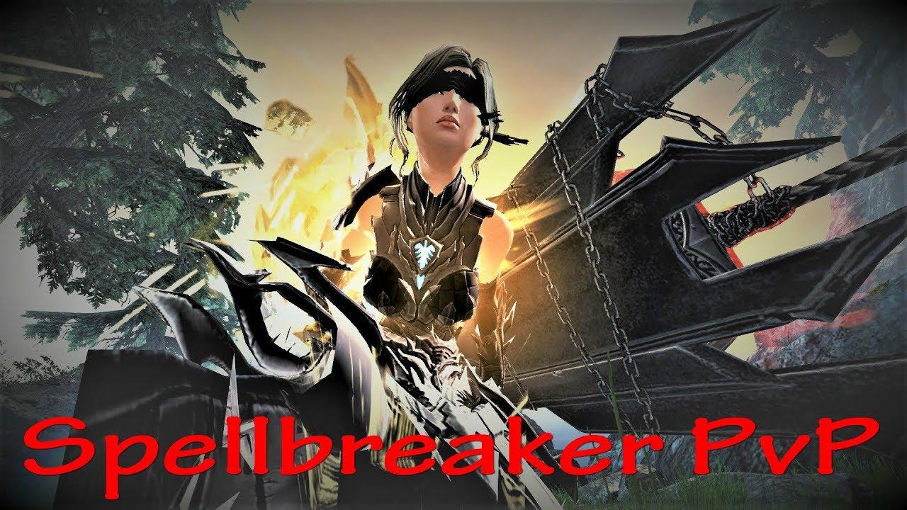GW2 - Spellbreaker PvP #StunMeHealMe